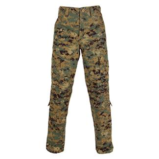 Tru-Spec Poly / Cotton Ripstop TRU Uniform Pants Digital Woodland