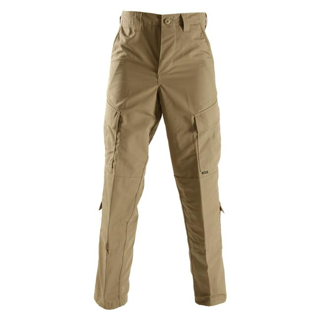 Tru-Spec Poly / Cotton Ripstop TRU Uniform Pants Coyote