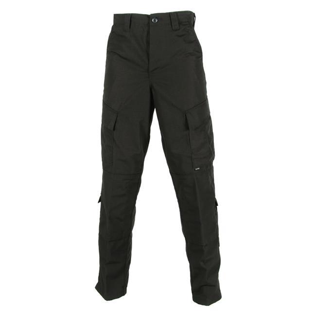 Tru-Spec Poly / Cotton Ripstop TRU Uniform Pants Black