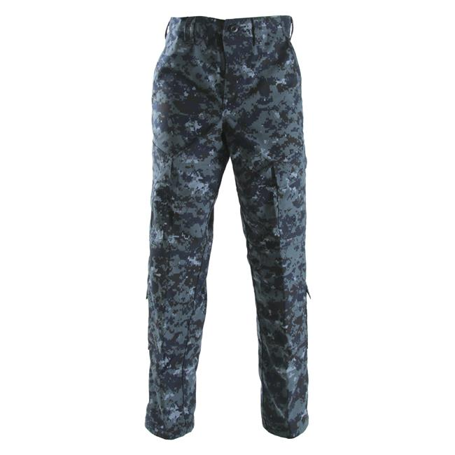 Tru-Spec Poly / Cotton Ripstop TRU Uniform Pants Midnight Digital
