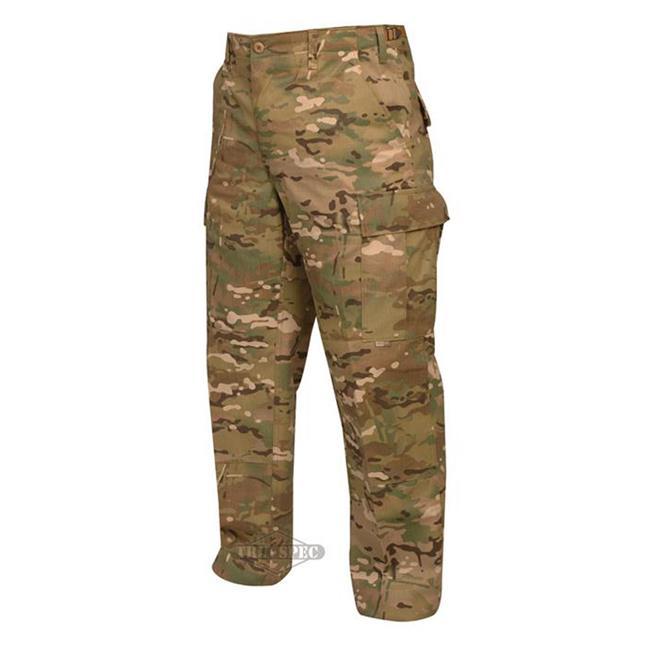 Tru-Spec Poly / Cotton Twill Hunter's BDU Pants Multicam