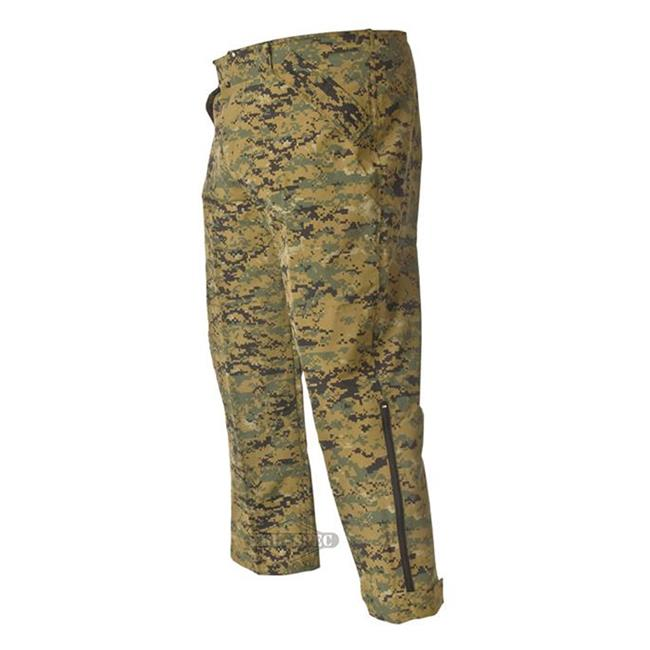 Tru-Spec H2O Proof ECWCS Pants Digital Woodland