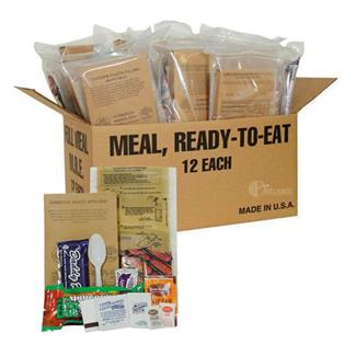 5ive Star Gear Meals Ready-to-Eat (12 Pack)