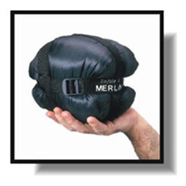 5ive Star Gear Snugpak Softie-3 Merlin Sleeping Bag Black