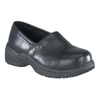 Rockport Works Ariton Clog Black