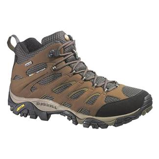 Merrell Moab Mid GTX Dark Earth
