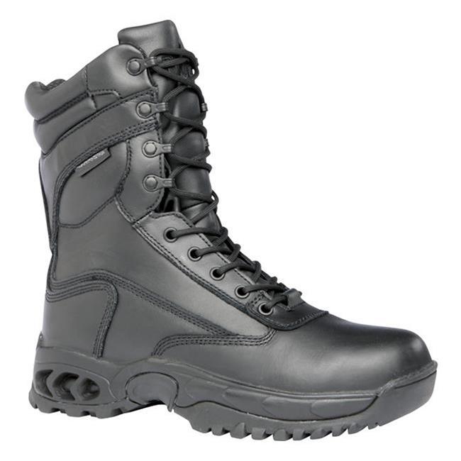 "Ridge 8"" All Leather Eagle WP 200G Black"