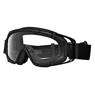 Oakley SI Ballistic Fan Clear Black