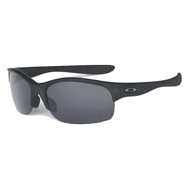 Oakley Commit SQ Black Gray Polarized