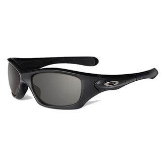 Oakley SI Pit Bull Warm Gray Matte Black