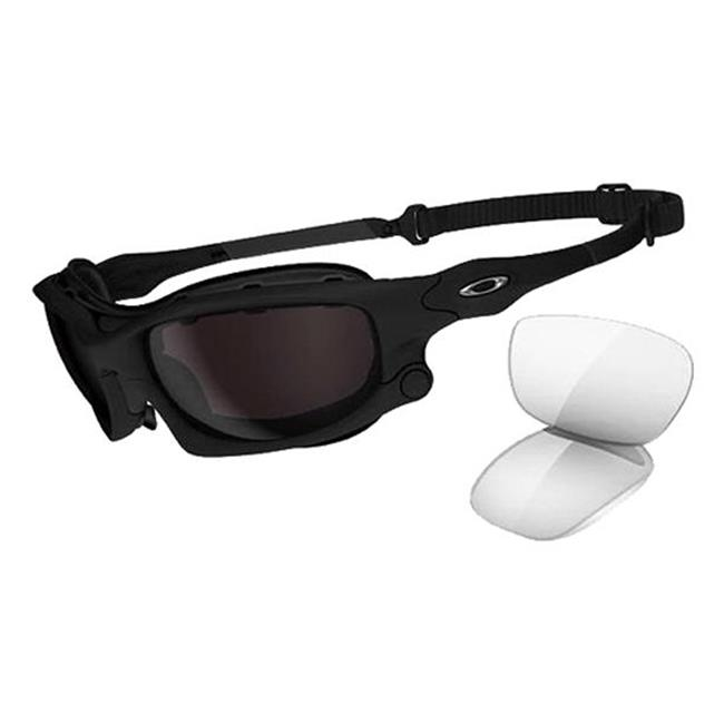 Oakley SI Wind Jacket Matte Black Warm Gray