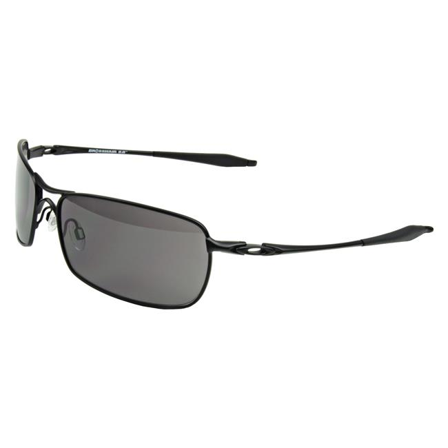 Oakley Crosshair 2.0 Matte Black Warm Gray