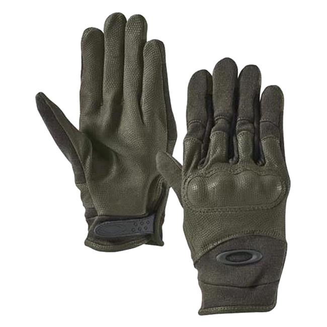 Oakley SI Tactical FR Gloves Foliage Green