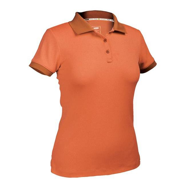 Blackhawk Performance Polo Shirt Burnt Orange