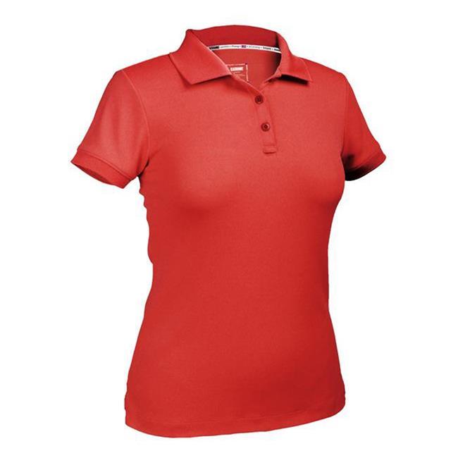 Blackhawk Performance Polo Shirt Range Red