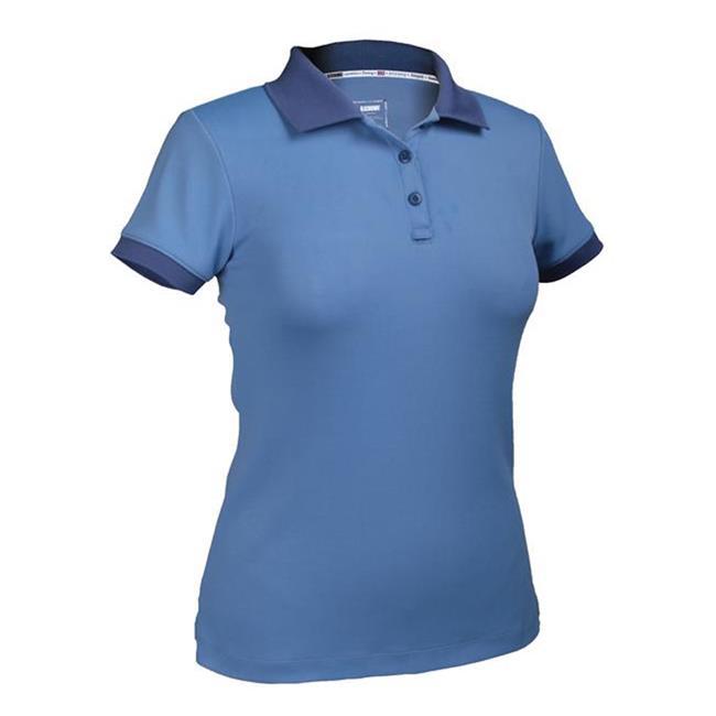 Blackhawk Performance Polo Shirt Periwinkle Blue