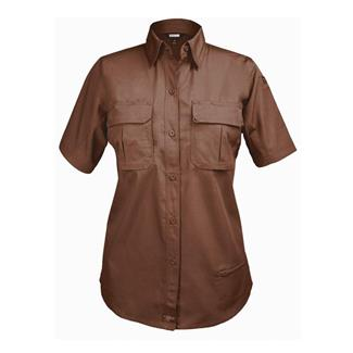 Blackhawk Lightweight Short Sleeve Tactical Shirt Chocolate Brown