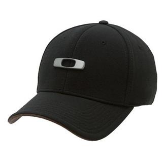 Oakley Metal Gas Can Caps Black