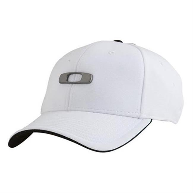 Oakley Metal Gas Can Caps White