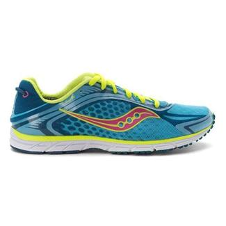 Saucony Type A5 Blue / Citron / Light Pink