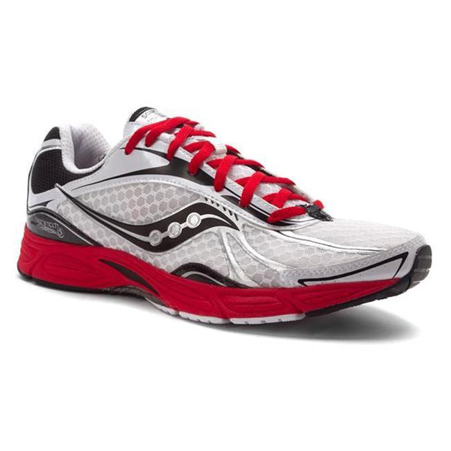 Saucony Fastwitch 5 White / Black / Red