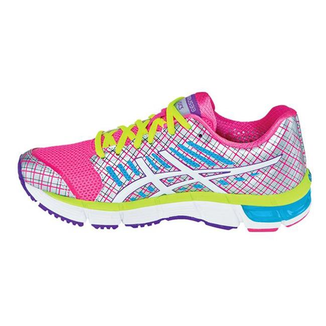 ASICS GEL-Cirrus33 Neon Pink / White / Purple