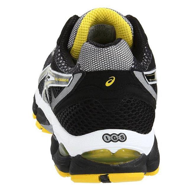 ASICS GEL-Cumulus 14 Onyx / Black / Yellow