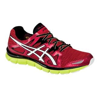 ASICS GEL-Blur33 2.0 Red / White / Lime
