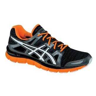 ASICS GEL-Blur33 2.0 Black / White / Safety Orange