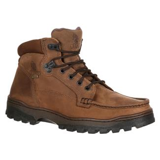 Rocky Outback Chukka Dark Brown