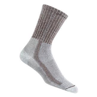 Thorlos Light Hiking Crew Socks Walnut / Heather