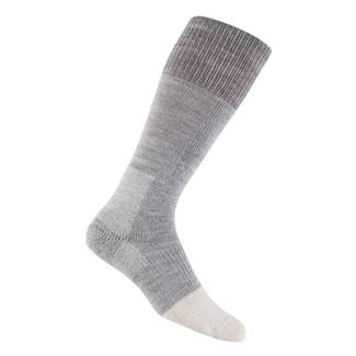 Thorlos Extreme Cold Weather Hunting Socks Light Gray