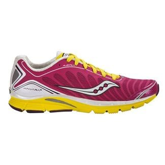 Saucony Kinvara 3 Purple / Yellow