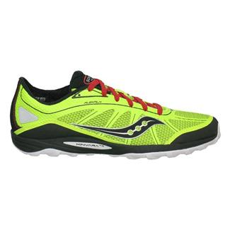 Saucony Kinvara TR Citron / Black / Red