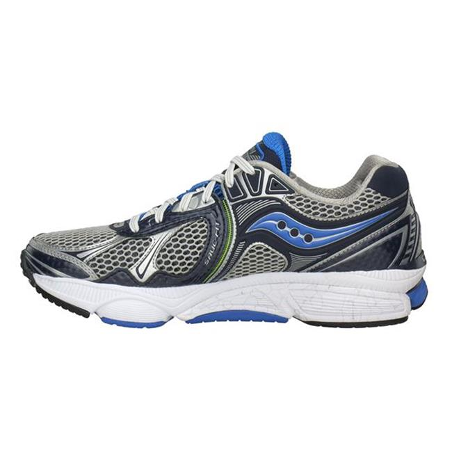 Saucony Hurricane 14 White / Silver / Blue
