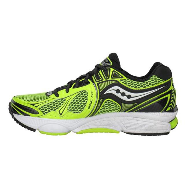 Saucony Hurricane 14 Citron / Black