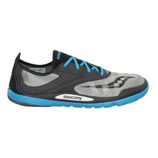 Saucony Hattori LC Gray / Black / Blue
