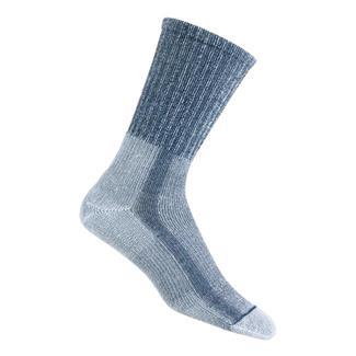 Thorlos Light Hiking Crew Socks Slate Blue
