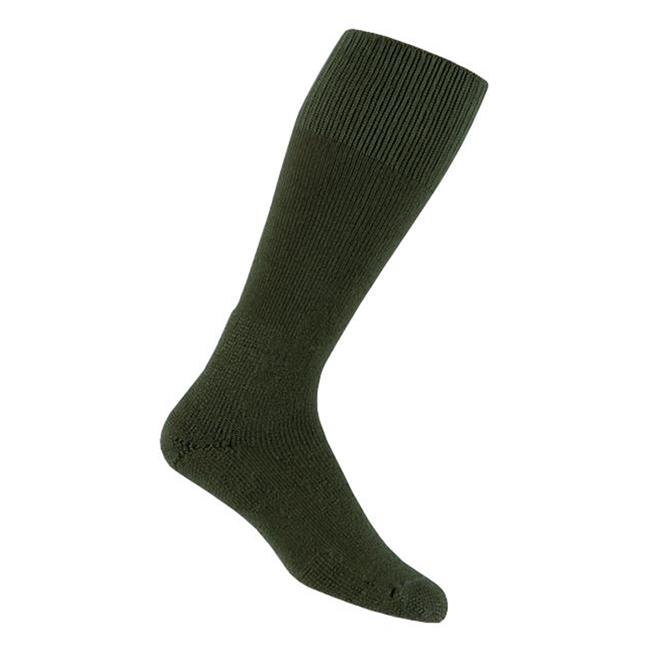 Thorlos Military Combat Boot Socks Olive