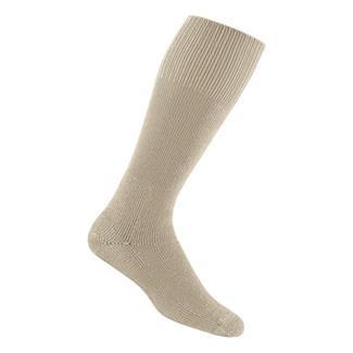 Thorlos Military Combat Boot Socks Desert Sand