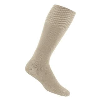 Thorlos Military Combat Boot Socks Desert Sand