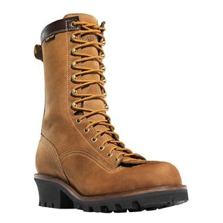 "Danner 10"" Quarry Logger GTX AT Brown"