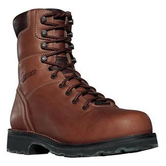 "Danner 8"" Workman GTX AT Brown"