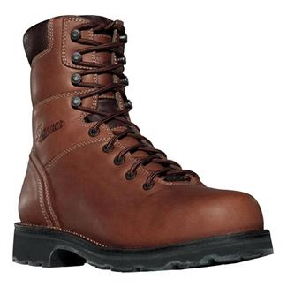 "Danner 8"" Workman GTX 400G Brown"