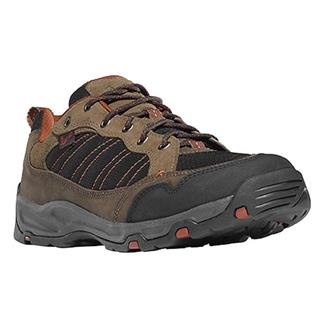Danner Sobo Low Brown / Red