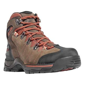 "Danner 5.5"" Mt Defiance GTX Dark Brown / Salmon"