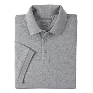 5.11 Tactical Polos Heather Gray
