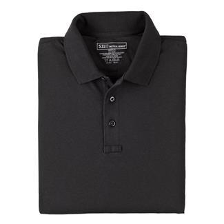 5.11 Tactical Polos Black
