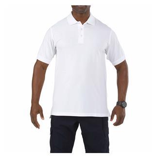 5.11 Professional Polos White
