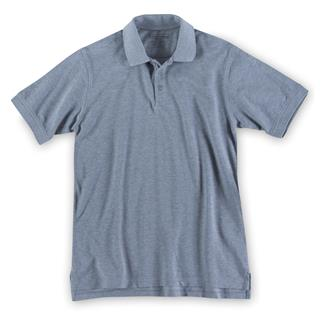 5.11 Professional Polos Heather Gray